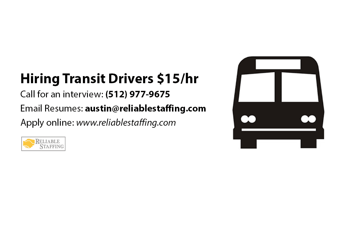 cdl for bus drivers in texas