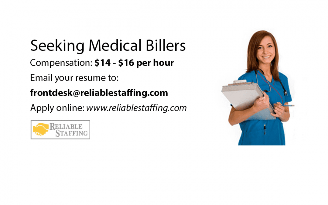 Seeking Medical Billers